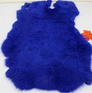Natural Tanned Rabbit Fur Hide (11
