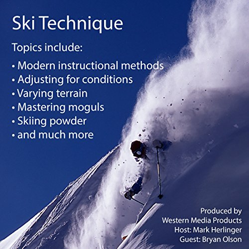 Ski Technique audiobook cover art