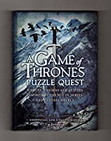 A Game of Thrones  Puzzle Quest 1435157834 Book Cover