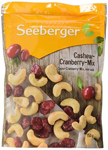 Seeberger Cashew Cranberry-Mix, 150 g