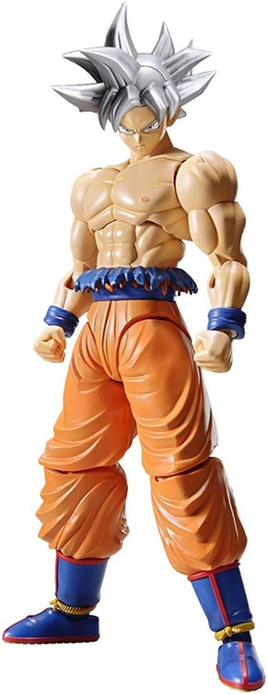 tienda en linea LJBOZ Dragon Ball Asamblea Modelo Modelo Modelo Sun Wukong Exquisito Anime Decoración -17CM Estatua de Juguete  almacén al por mayor