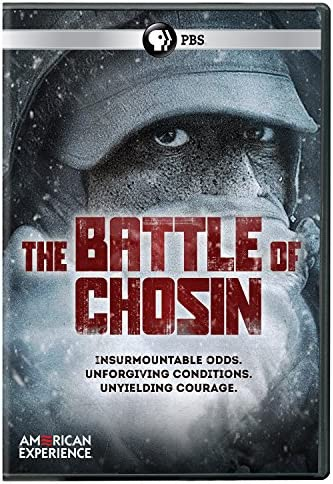 American Experience The Battle of Chosin DVD product image