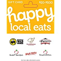 $50 Happy Gift Card