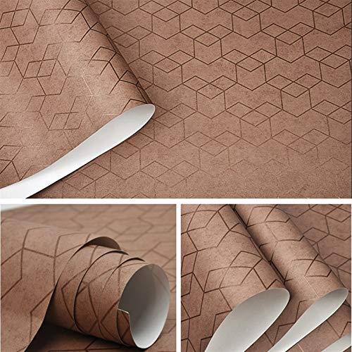 Cajones de cocina Gabinetes Estantes encimeras Wal 3d de lujo rollo de papel de pared fondos de pantalla dormitorio moderno diseño de salón fondo papeles de la pared decoración del hogar de papel pint