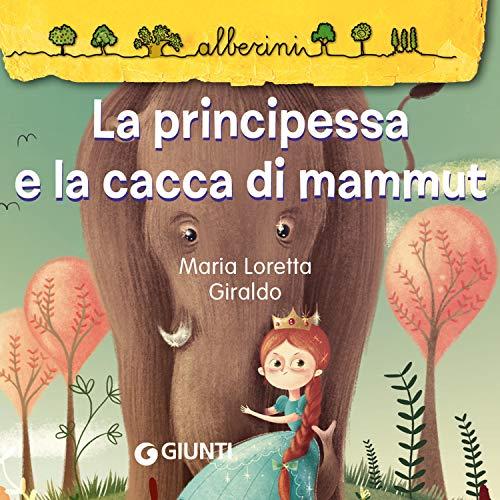 La principessa e la cacca di mammut audiobook cover art