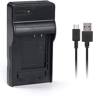 LI-50B LI-90B Slim USB Battery Charger for Olympus Stylus Tough 1030 SW Tough 6000 Tough 8000 More Digital Cameras