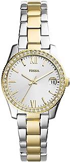 ساعة للنساء من فوسيل Es4319، ستانلس ستيل