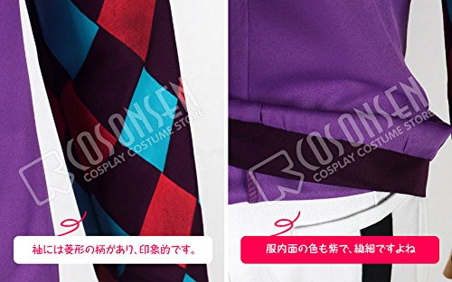 『東京喰種トーキョーグール 月山習 私服 コスプレ衣装 (女性M)』の4枚目の画像
