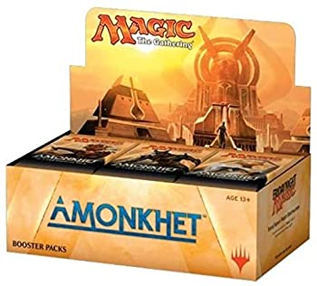 Wizards of the Coast MTG-AKH-BD-EN Amonkhet Booster Display  Pack of 36
