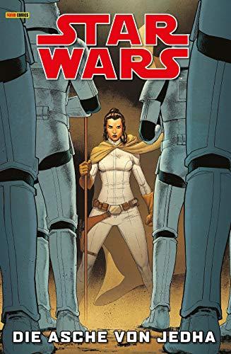 Star Wars Comics: Die Asche von Jedha