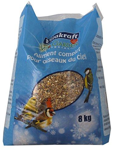 Vitakraft Mélanges de Graines pour Oiseau 8 kg
