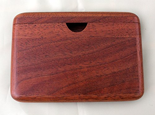 【名入れ代込み】木の職人がつくる カ−ドケ−ス ウオ−ルナット材 名刺入れ