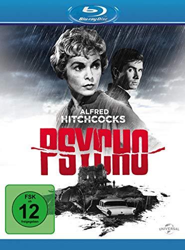 Psycho [Blu-ray]