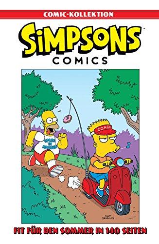 Simpsons Comic-Kollektion: Bd. 4: Fit für den Sommer in 140 Seiten