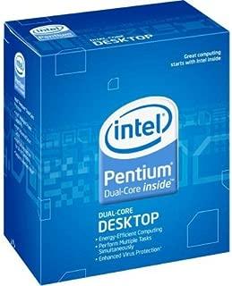 Intel Pentium Dual-Core E5200 2.5GHz 800MHz 2MB Socket 775 CPU - CPU ONLY - NO HEATSINK