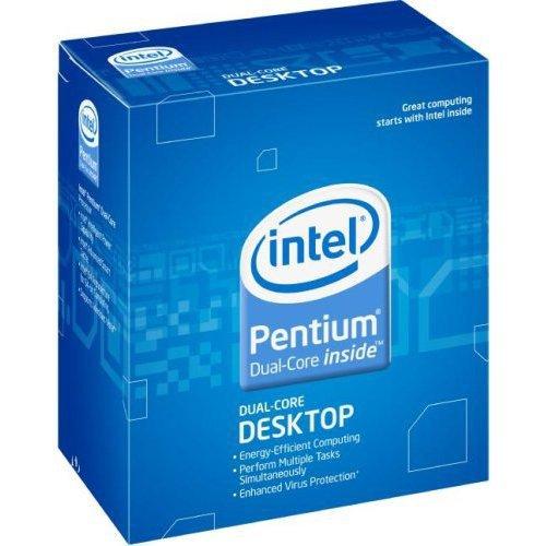 Intel Pentium E5200 Box (2,5 GHz, Sockel 775, 2 MB L2-Cache)