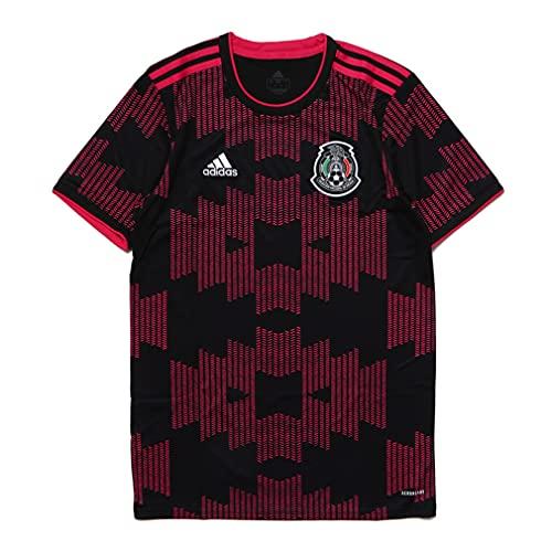 Adidas - MEXICO FMF Temporada 2021/22, Camiseta, Primera Equipación, Equipación de Juego, Hombre