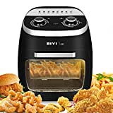 11L Air Fryer Automatic Oil Free Convection Airfryer 2000W, Low Fat Healthy Fast
