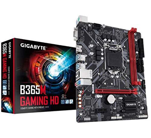 Placa Mãe B365M Gaming HD Intel LGA 1151 Micro ATX DDR4 GIGABYTE