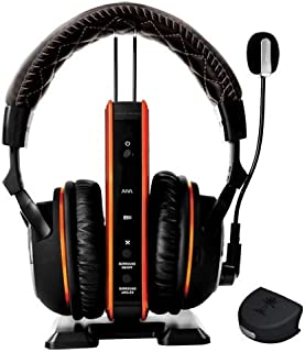 Turtle Beach Call of Duty: Black Ops II Tango Programmable Wireless Dolby Surround Sound Gaming Headset by Turtle Beach [並...