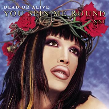 You Spin Me Round Promo CD