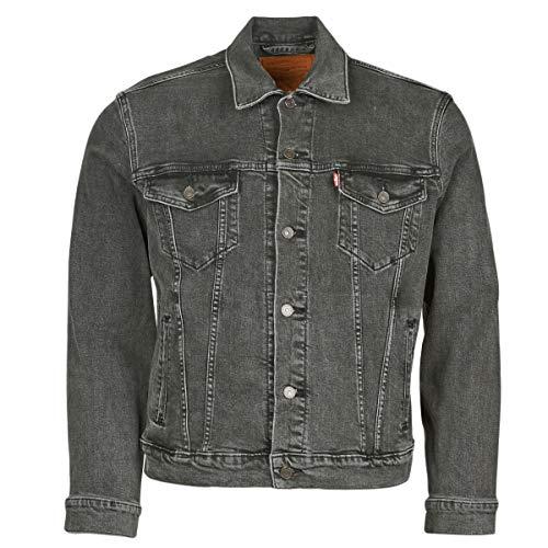 Levi's The Jacket Chaqueta, Raider Trucker, L para Mujer