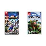 LEGO Marvel Superheroes 2 - Nintendo Switch & Minecraft - Nintendo Switch