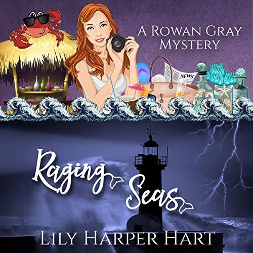 Page de couverture de Raging Seas