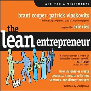 The Lean Entrepreneur Titelbild