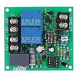 Módulo de secuencia de tiempo AC 220V QF-S10D-2 para escenario para equipos de audio