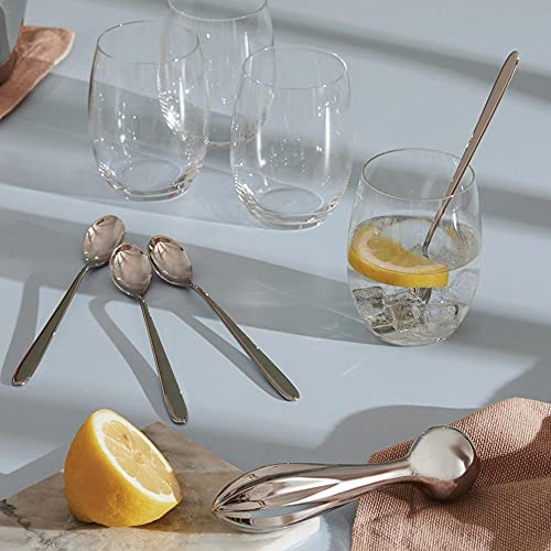 Alessi Cocktail Accessories, 18/10 stainless steel, One Size