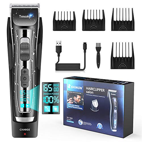 Professional Hair Clipper for Men w…