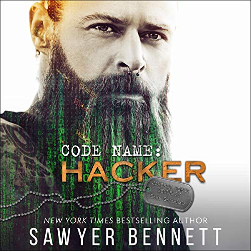 Code Name: Hacker audiobook cover art
