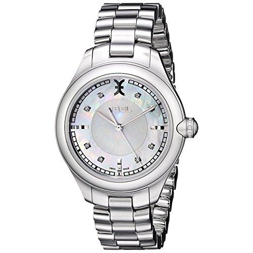 Ebel Damen Uhr Analog mit Edelstahl Armband 1216136