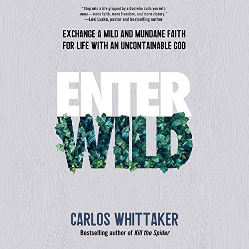Page de couverture de Enter Wild
