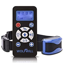 WOLFWILL Dog Training Collar