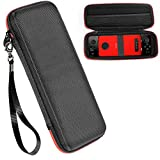 WGear Protective Case for Gamepad Moto Z, Base with Elastic Secure Strap for Gamepad and mesh Pocket in lid for Moto Z, All in one case Solution, Easy to Carry, Good Protection