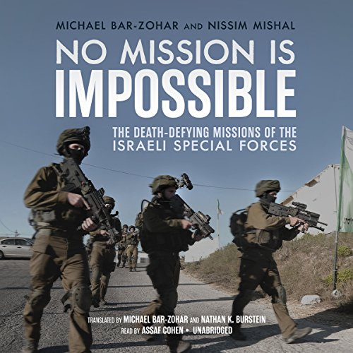 No Mission Is Impossible audiobook cover art