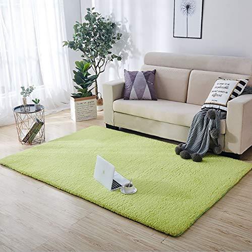 Lyenhu Teppiche für Wohnzimmer 140x220cm, Kinderteppiche, Qualitativ hochwertig robust und...