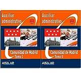AUXILIAR ADMINISTRATIVO COMUNIDAD DE MADRID TOMO I