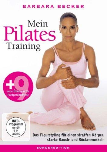 Barbara Becker - Mein Pilates Training (Sonderedition mit 9 zus?tzlichen ?bungen) [DVD]