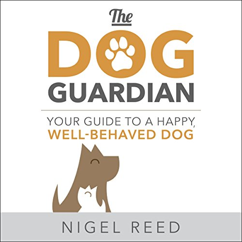 The Dog Guardian audiobook cover art
