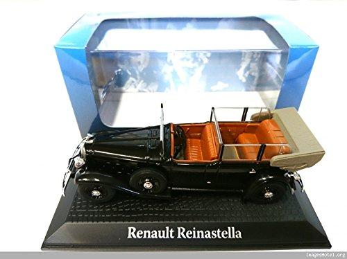 Générique Voiture PRESIDENTIELLE Renault REINASTELLA - Albert LEBRUN 1938 - NOREV 1/43
