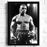 NOVELOVE Mike Tyson Weltmeister im Schwergewicht Poster