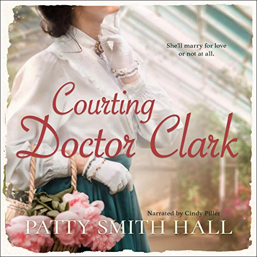 Courting Doctor Clark cover art