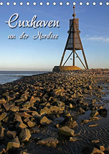 Cuxhaven (Tischkalender 2021 DIN A5 hoch)