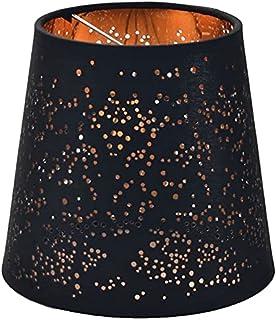 Fauge Abat-Jour de Type Bulle en Tissu Abat-Jour Simple Couvercle de Lampe de Plafond Accessoire de LumièRe pour la Maison