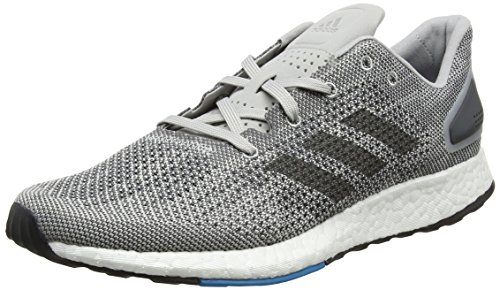 adidas Men's Pure Boost DPR Running Shoes, Grey (Grey Five/DGH Solid Grey/Grey Two), 7 UK