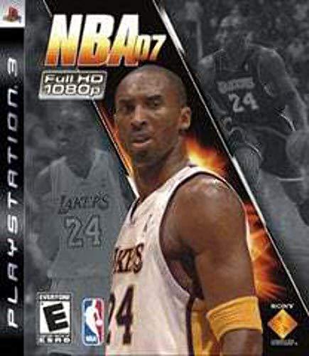 NBA '07 - Playstation 3