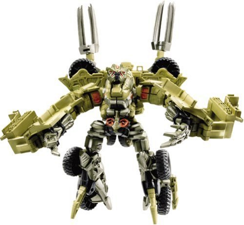 The Movie Transformers Non Scale Pre-Painted Action Figure: MD-09 Bonecrusher